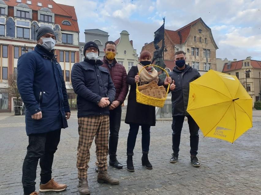 """Grudziądzanie związani z Ruchem Szymona Hołowni """"Polska..."""