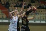 Koszykówka - Pierwsze zwycięstwo w sezonie zawodniczek INEI AZS Poznań