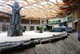 Wkrótce w Orientarium w łódzkim zoo pojawią się pierwsi lokatorzy. Słoń Aleksander z jednym ciosem. Kto jeszcze? NOWE ZDJĘCIA