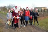 Gmina Jemielno. Święty Mikołaj odwiedził dzieci w całej gminie [ZDJĘCIA]