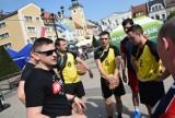 Turniej Służb Mundurowych w Streetballu w Rybniku trwa na rynku ZDJĘCIA