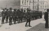 Kaliscy policjanci z czasów dwudziestolecia wojennego. Zobacz niecodzienne materiały ZDJĘCIA