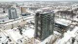 """Hejt za napis """"I love Kielce"""". Inwestor Plaza Tower wstrzymuje realizację swojego pomysłu"""