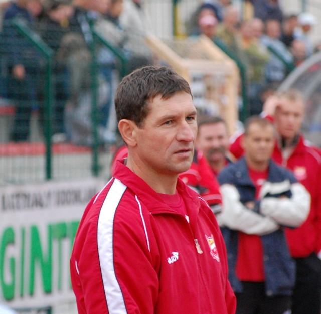 Sławomir Suchomski, trener Chojniczanki