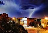Uwaga zmian pogody! w sobotę burze z gradem w Toruniu i regionie
