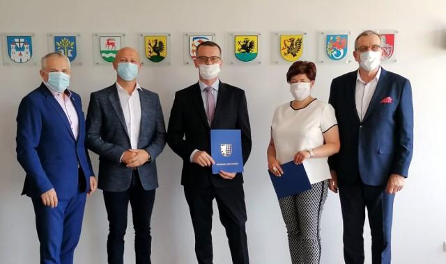 Nowy dyrektorzy dwóch szkół w Bytowie i Miastku