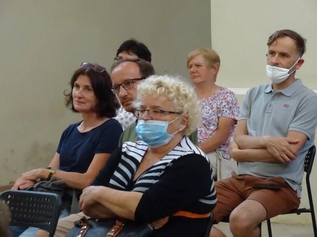 """Dużo osób przyszło na koncert w kościele w Chełmnie organizowanego w ramach cyklu """"Muzyka w zabytkach Chełmna"""""""