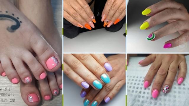 Zobacz wzory, pomysły, inspiracje paznokciowe i zdjęcia od stylistek z Golubia-Dobrzynia