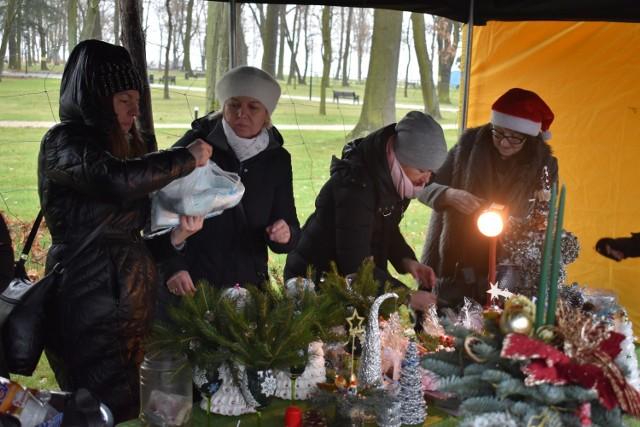 Jarmark bożonarodzeniowy w Krośnie Odrzańskim.