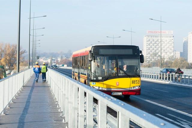 Most Łazienkowski zmniejszył korki w Warszawie, ale teraz po mieście jeździ więcej samochodów