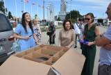 Gdynia: Drugi Seabin dotarł do mariny. Pomoże oczyszczać wodę z plastiku i śmieci [30.07.2021]