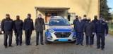 Nowy Hyundai Tucson trafił do policjantów z Komisariatu Policji w Warcie