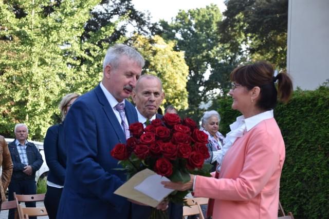 Wojciech Lisek i Beata Maciejewska - przez lata współpracowali ze sobą także w duecie dyrektor-zastępca.