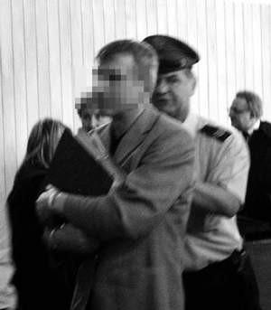 Krzysztof S. czuje się niewinny.  fot. VIOLETTA GRADEK