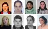 Kobiety poszukiwane są za rozboje, włamania i kradzieże. Szuka ich policja w woj. śląskim. Rozpoznajesz?