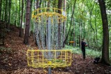 Pole do gry w disc golfa w Gdańsku gotowe!