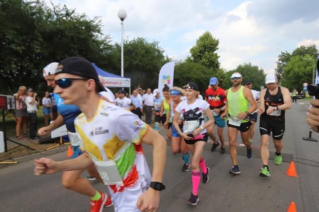 W Świętojańskim Biegu Wolności w Mysłowicach startowali dorośli biegacze i przedszkolaki  Zobacz kolejne zdjęcia. Przesuwaj zdjęcia w prawo - naciśnij strzałkę lub przycisk NASTĘPNE