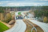 Nowy most przez Brdę w Tryszczynie pod Bydgoszczą niemal gotowy. Budowa trasy S5 [zdjęcia]