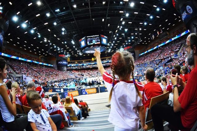 W Ergo Arenie siatkarskie mistrzostwa Europy rozgrywane były już dwukrotnie, w 2013 i 2017 roku