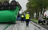 Wypadki na drogach: Policja w Środzie Wielkopolskiej podsumowała kwiecień [STATYSTYKI]