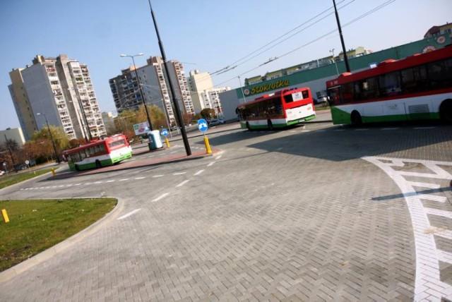 Mieszkańcy Felina krytykują nową pętlę komunikacji miejskiej. ...