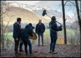 Premiera serialu Canal + Discovery, który realizowano m.in. w zamku Książ w Wałbrzychu - ZDJĘCIA
