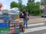 Przychodnia Podzamcze w Wałbrzychu postawiła płot i odcięła przedsiębiorców od drogi. Informowała o planach właścicieli obiektów
