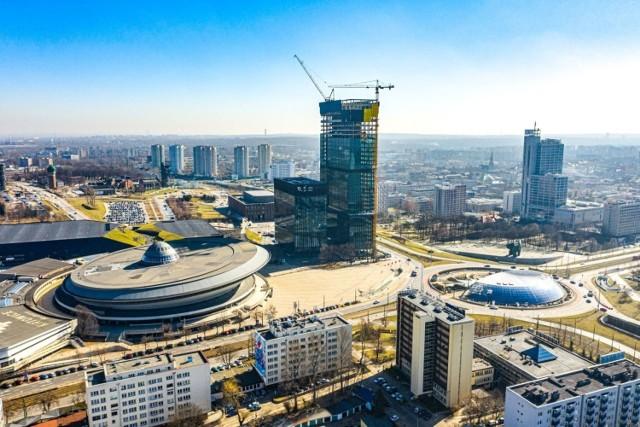 Kompleks .KTW w Katowicach