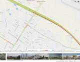Korek na S2 pomiędzy węzłem Al. Krakowska, a węzłem Warszawa Południe. Doszło do zderzenia aut