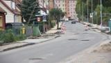 Malbork. Przebudowa ulicy Chrobrego na ukończeniu [ZDJĘCIA]. Zobacz postęp prac wartych ponad 3,6 mln zł