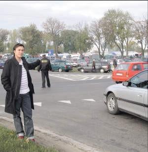 Piotr Poryziński czeka przede wszystkim na bezkolizyjne skrzyżowania, foto: Marcin Sobocki