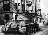 Sopot: Zdjęcia płonącego Sopotu z 1945 r. znalezione w Rosji