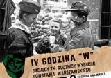 """IV Godzina """"W"""". Obchody 74 rocznicy wybuchu Powstania Warszawskiego"""