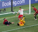 Euro 2020. Jakub Moder nie trenował w poniedziałek, z Janem Bednarkiem jest lepiej