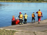 W Grudziądzu znaleziono dwa ciała w wodzie - w Rowie Hermana i Wiśle