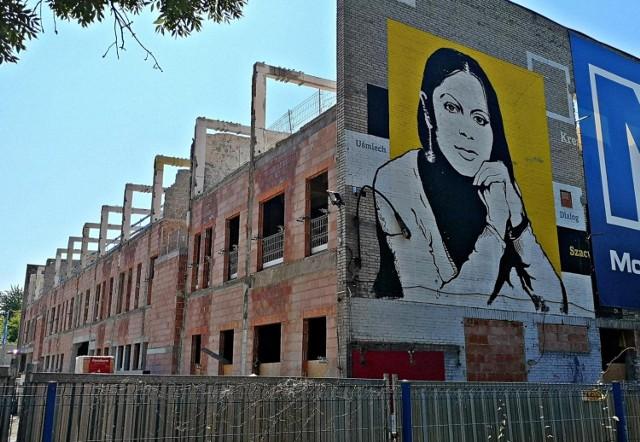 Trwa modernizacja budynków, w których powstanie Klaster Innowacji