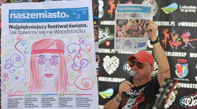 Wasze okładki naszemiasto.pl na 23. Woodstock Festival. Zobaczcie najlepsze projekty! [ZDJĘCIA]