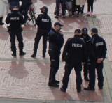 Ponad 300 mandatów za brak maseczek wystawili policjanci z garnizonu Lublin