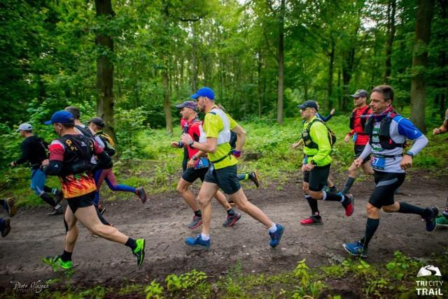 TriCity Trail 2021 to trzy wymagające dystanse na trasach Trójmiejskego Parku Krajobrazowego