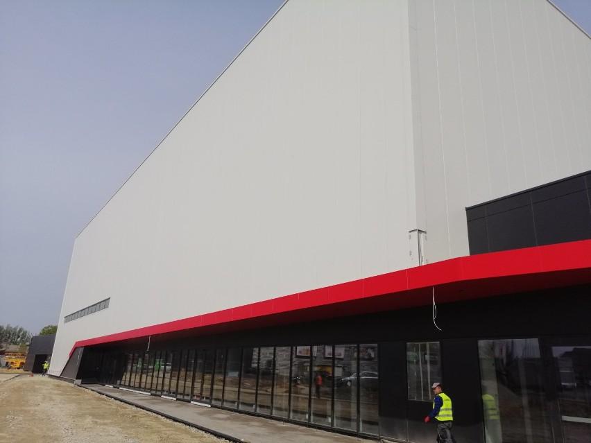 Ostrów Wielkopolski: Arena Ostrów gotowa za miesiąc? (FOTO)