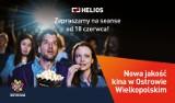 Wielkie otwarcie kina Helios w Ostrowie Wielkopolskim!