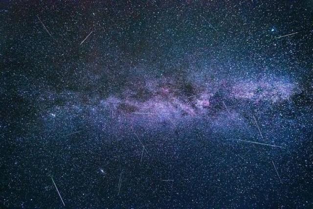 7 sierpnia br. o godz. 21 na terenie Śląskiego Ogrodu Botanicznego, odbędzie się wspólne obserwowanie spadających gwiazd