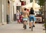 Rowerzyści w Gdyni będą karani mandatem za jazdę po chodniku