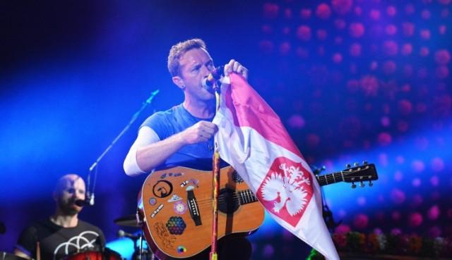 Koncert Coldplay na PGE Narodowym w Warszawie. Poznaliśmy datę