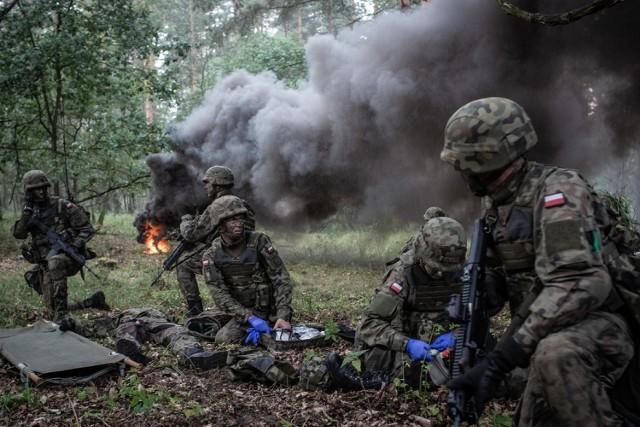 Skwierzyna - to tutaj formuje się batalion lekkiej piechoty, wchodzący w skład 12. Wielkopolskiej Brygady Obrony Terytorialnej.