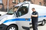 Służba Więzienna opiera się również na pracy kierowców