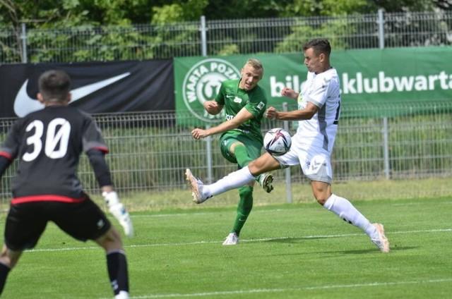 Warta Poznań przegrała z Górnikiem Zabrze 1:2 w meczu sparingowym  Zobacz kolejne zdjęcia. Przesuwaj zdjęcia w prawo - naciśnij strzałkę lub przycisk NASTĘPNE