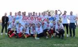 Obra Kościan pokonała Rydzyniak Rydzyna i zdobyła Puchar Polski [GALERIA]