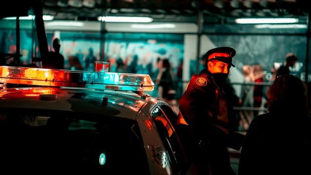 Kontrola osobista wykonywana przez Policję