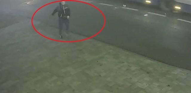 Policja szuka tego mężczyzna